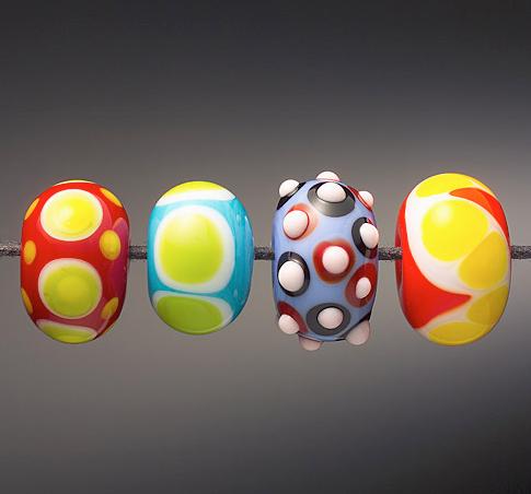 lampworking glass beads